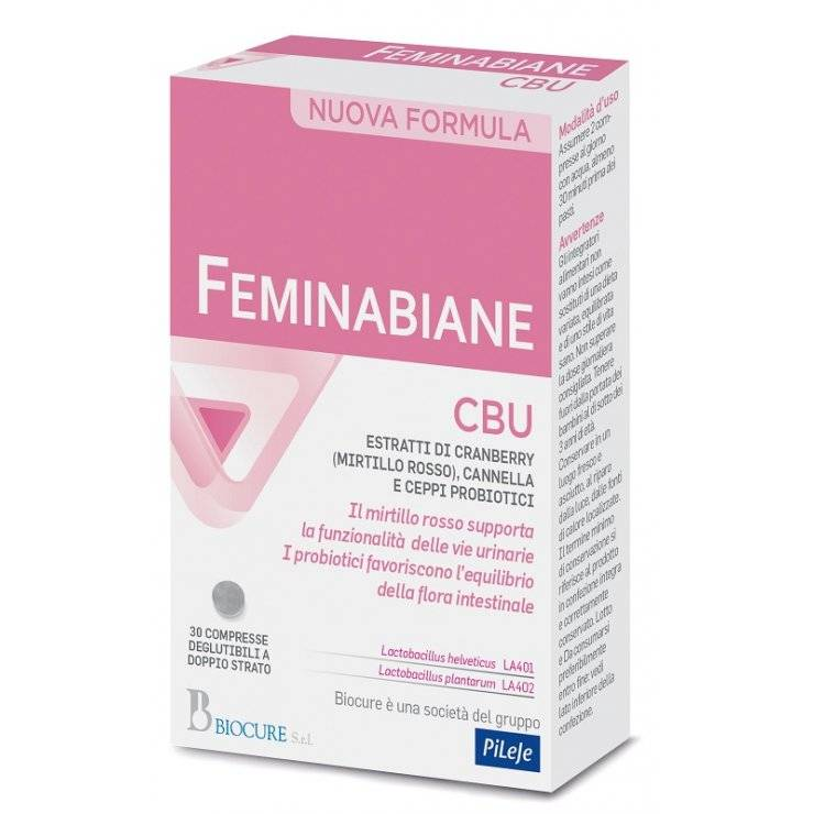 FEMINABIANE CBU 30CPR