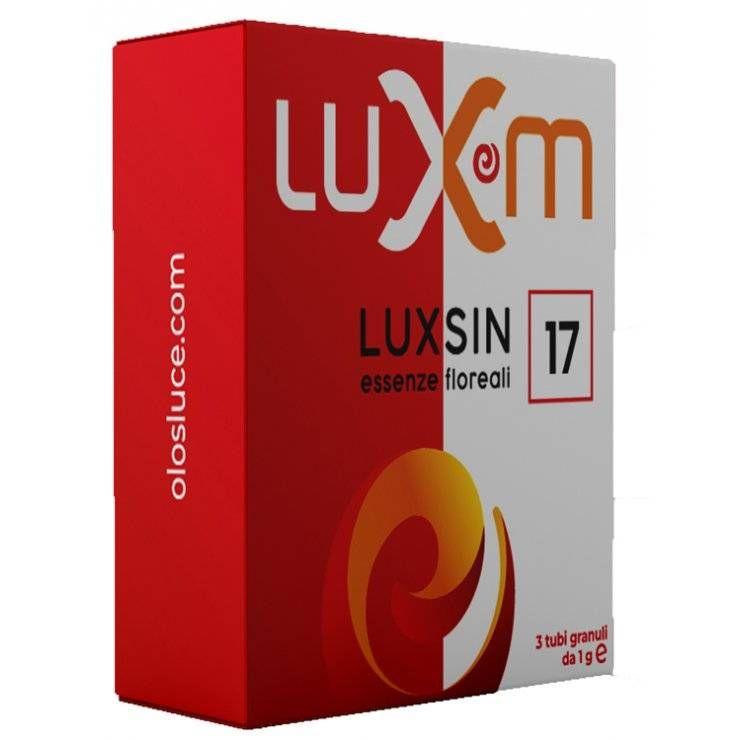 LUXSIN 17 GRANULI 3G