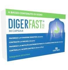DIGERFAST PLUS 30CPS