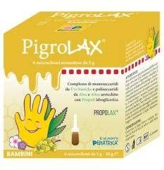 PIGROLAX MICROCLISMA BB 6PZ