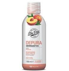 DEPURA DERMADETOX PESCA 500ML