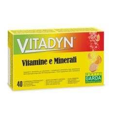 VITADYN VITAMINE/MIN 40CPR EFF