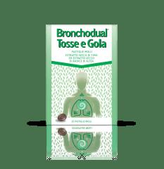 BRONCHODUAL TOSSE GOLA*20PAST