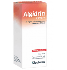 ALGIDRIN*OS 120ML 20MG/ML+SIR